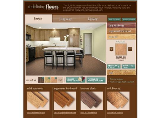 Redefining Floors